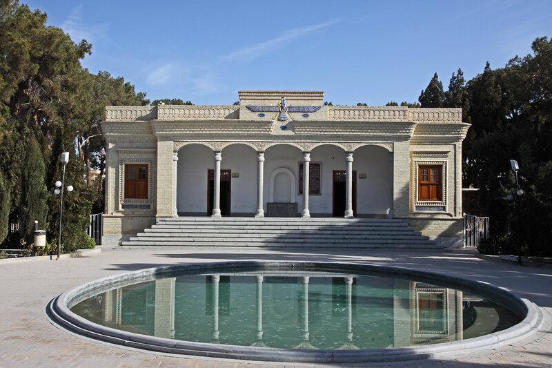 Храм зороастрийцев