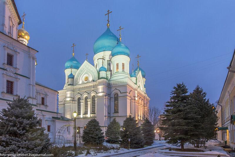Николо-Перервинский монастырь