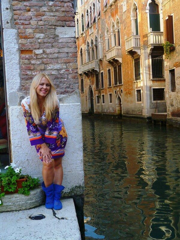 Италия, Венеция. Каналы (Italy. Venice. Channels)