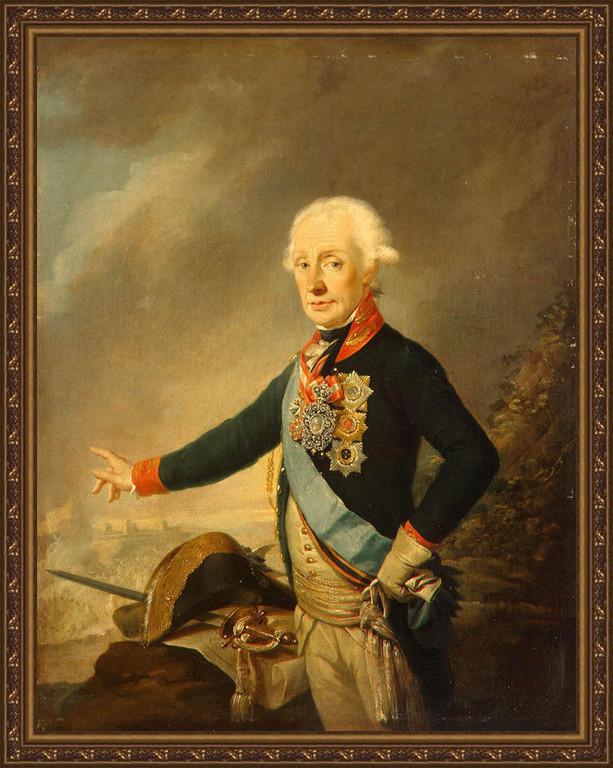Александр Васильевич СУВОРОВ - Великий русский полководец
