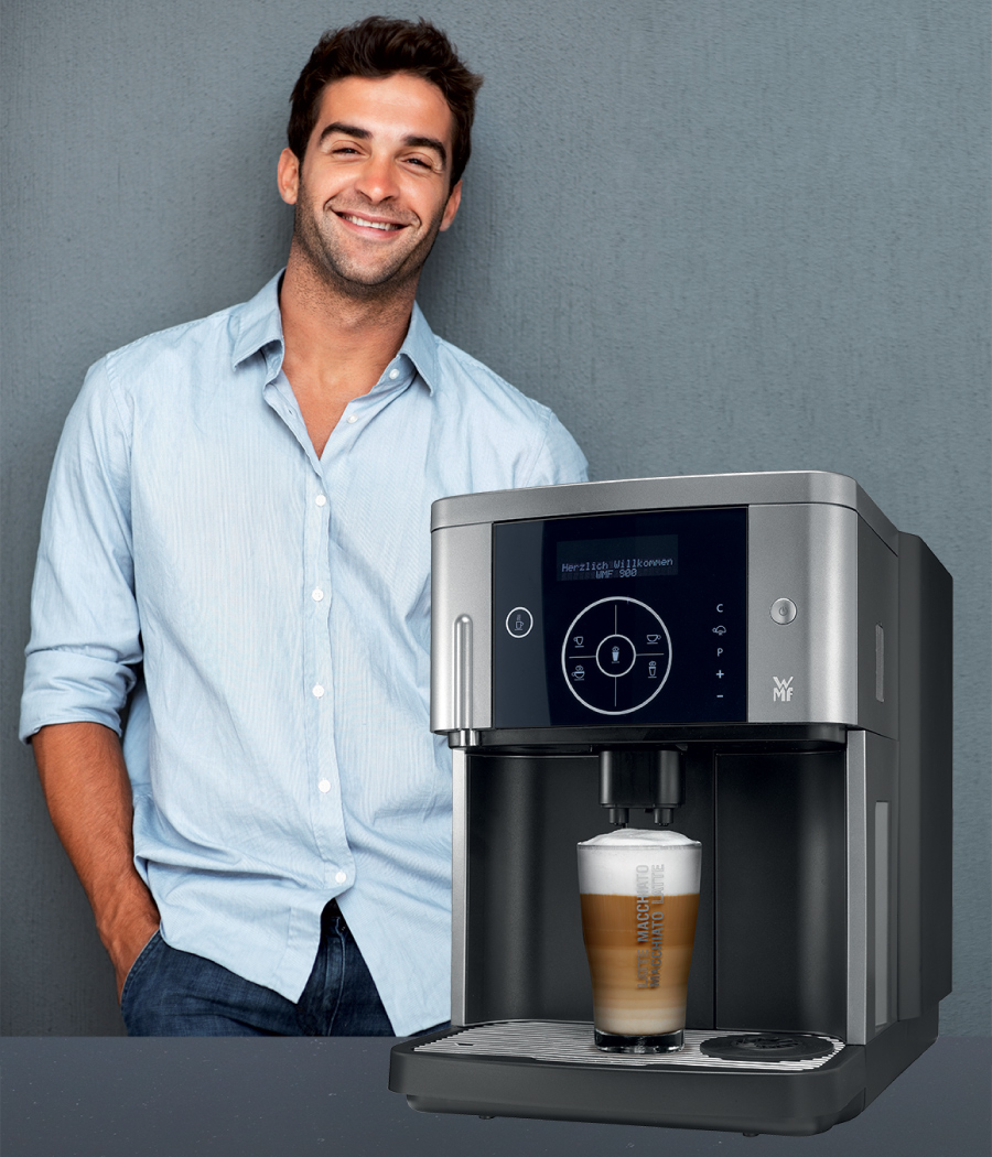 немецкие кофемашины для ресторанов, баров и пабов, WMF made in Germany - интернет-магазин в Краснодаре предлагает купить кофемашину
