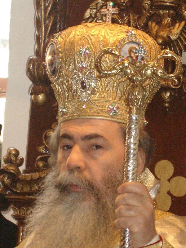 СРЕТЕНИЕ У ГРОБНИЦЫ СИМЕОНА БОГОПРИИМЦА, ИЕРУСАЛИМ, КАТАМОН