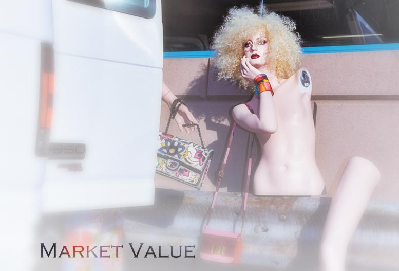 Market Value by Sebastian Mader in Interview Magazine february 2015