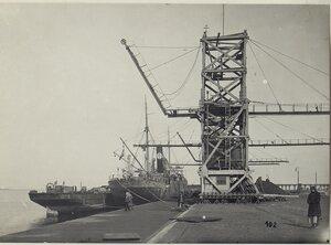 Немецкий угольный пароход «Одесса»