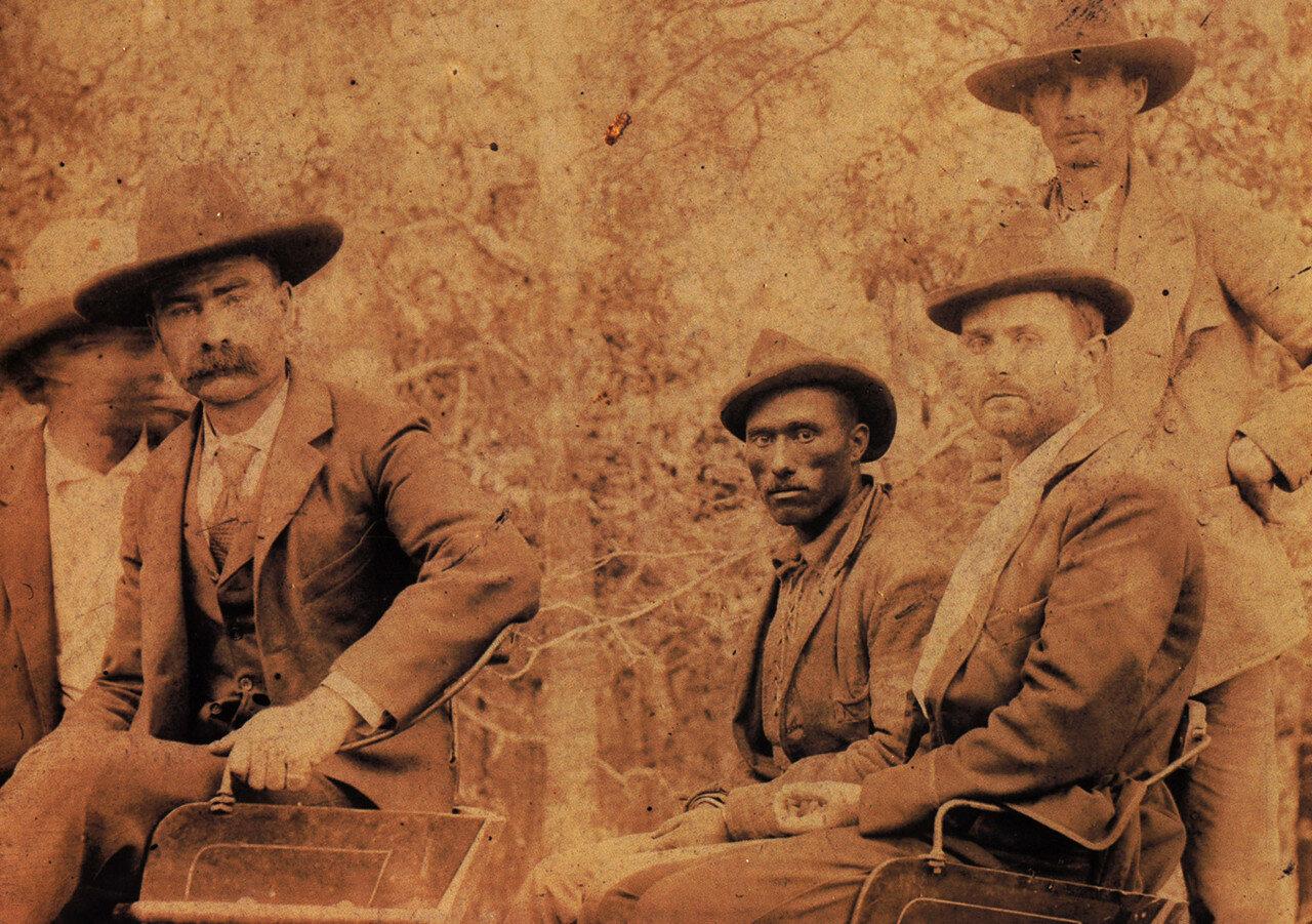 1899-1900. На пути к линчеванию