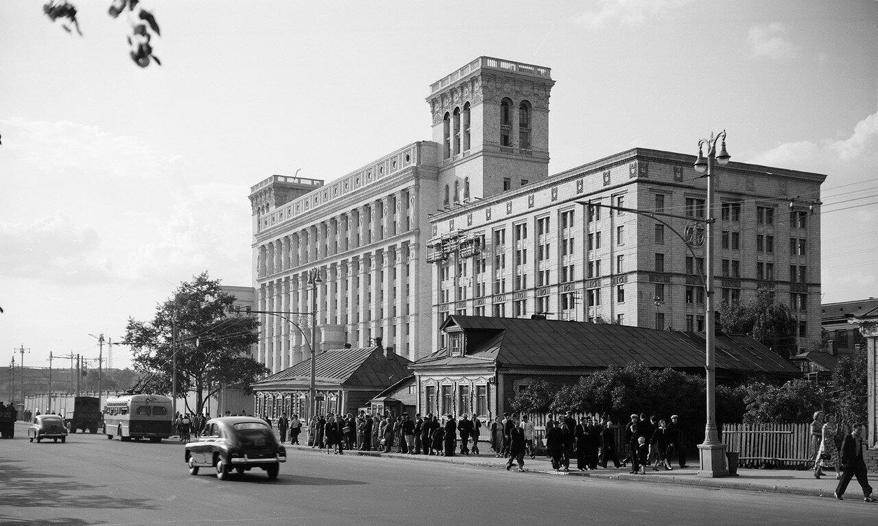 1956.  Ленинградский проспект
