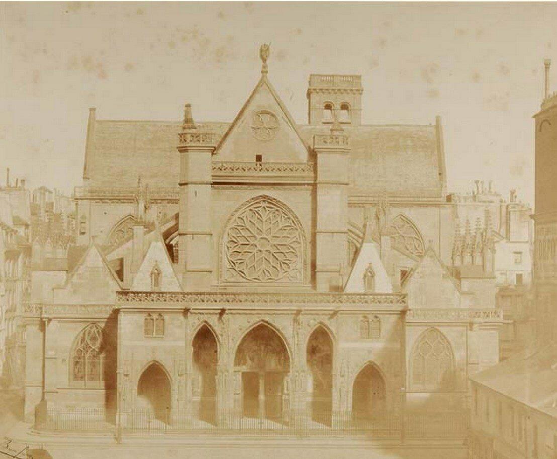 1854. Сен-Жермен-л'Осеруа