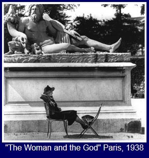 Женщина и Бог. Париж, 1938, Хенле Фриц(1909-1993)