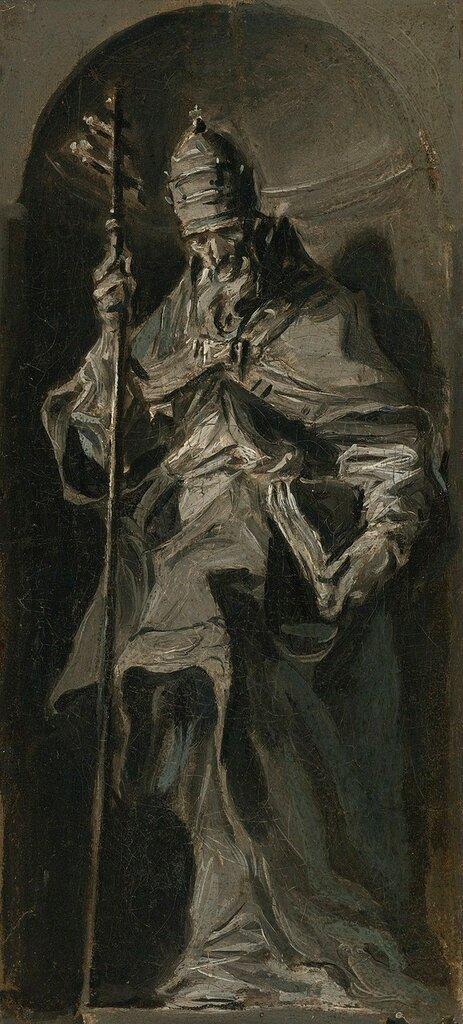 Alessandro_Magnasco_(1667-1749)_A_Papal_Saint.jpg