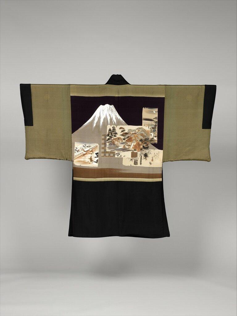 Man's Formal Jacket (Haori)