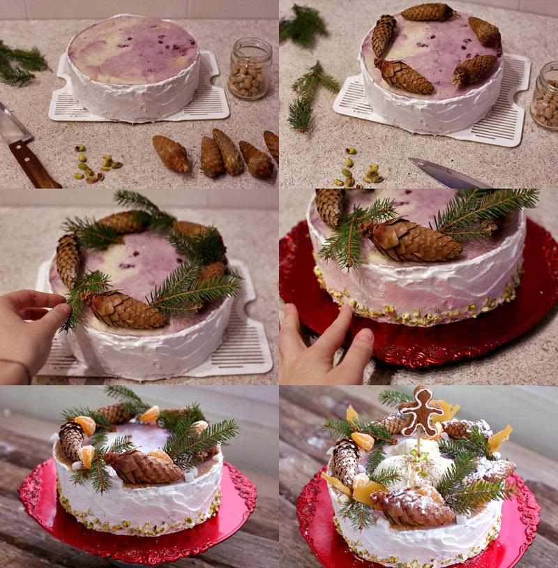 Сметанник - пошаговый рецепт вкусного торта с фото #8.