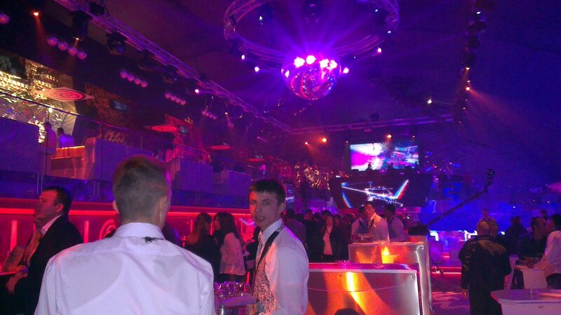 Ilussion club Bar