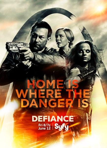 Вызов / Defiance (3 сезон/2015/WEBDLRip/HDTVRip)