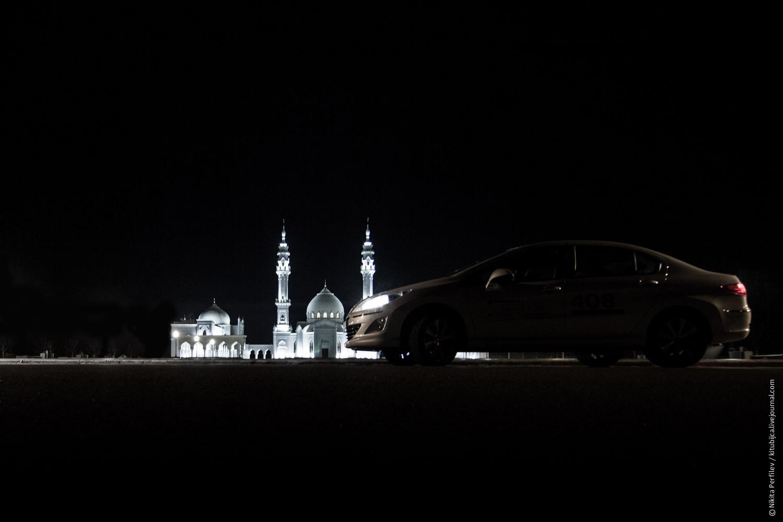 План побега в город Болгар © Никита Перфильев