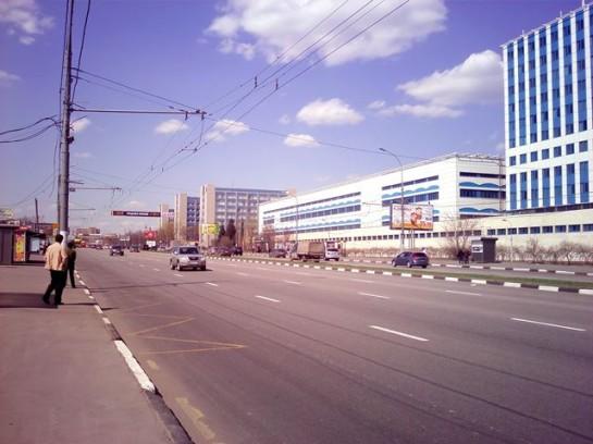 Из-за аварии на Каширском шоссе подъезд к аэропорту Домодедово серьезно затруднен