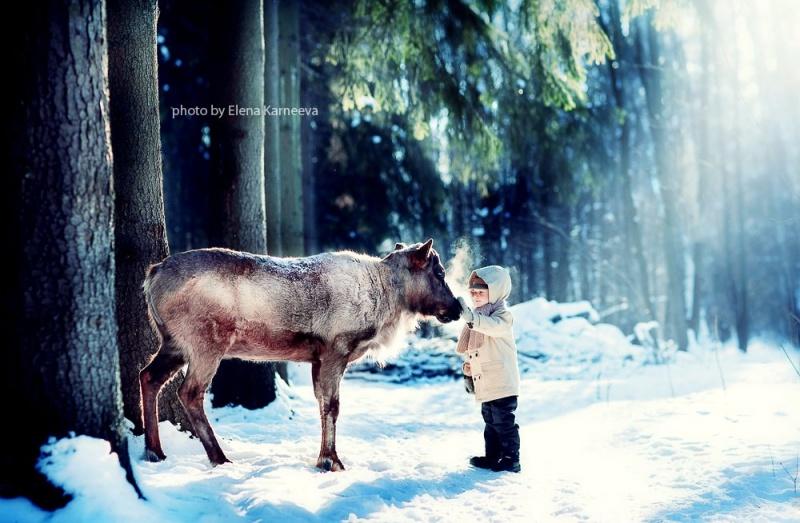 Зимняя сказка от детского фотографа 0 13630a 34079c8e orig
