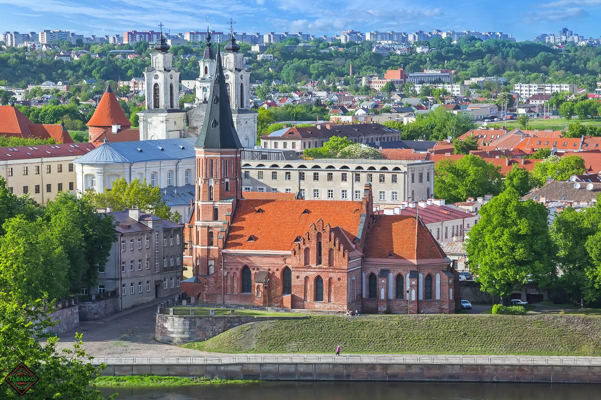 Костел Витовта Великого