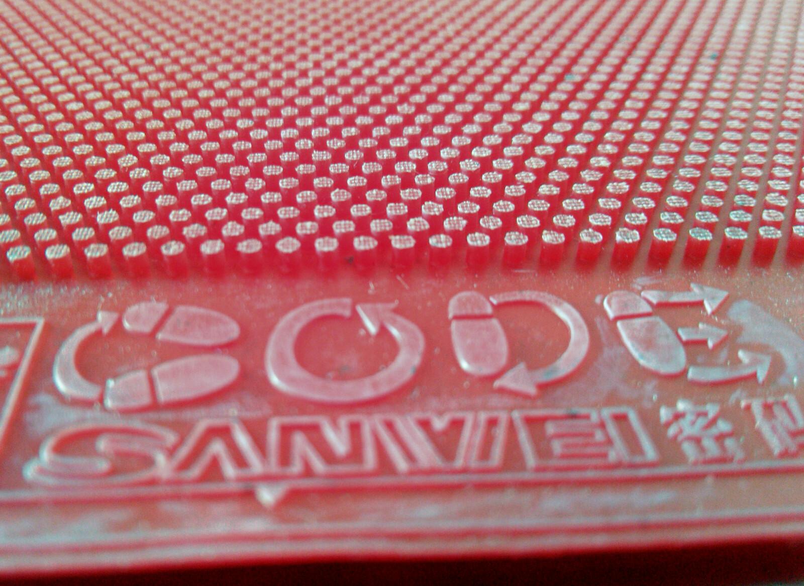 длинные шипы Sanwei Code, которые продаются без фирменной упаковки