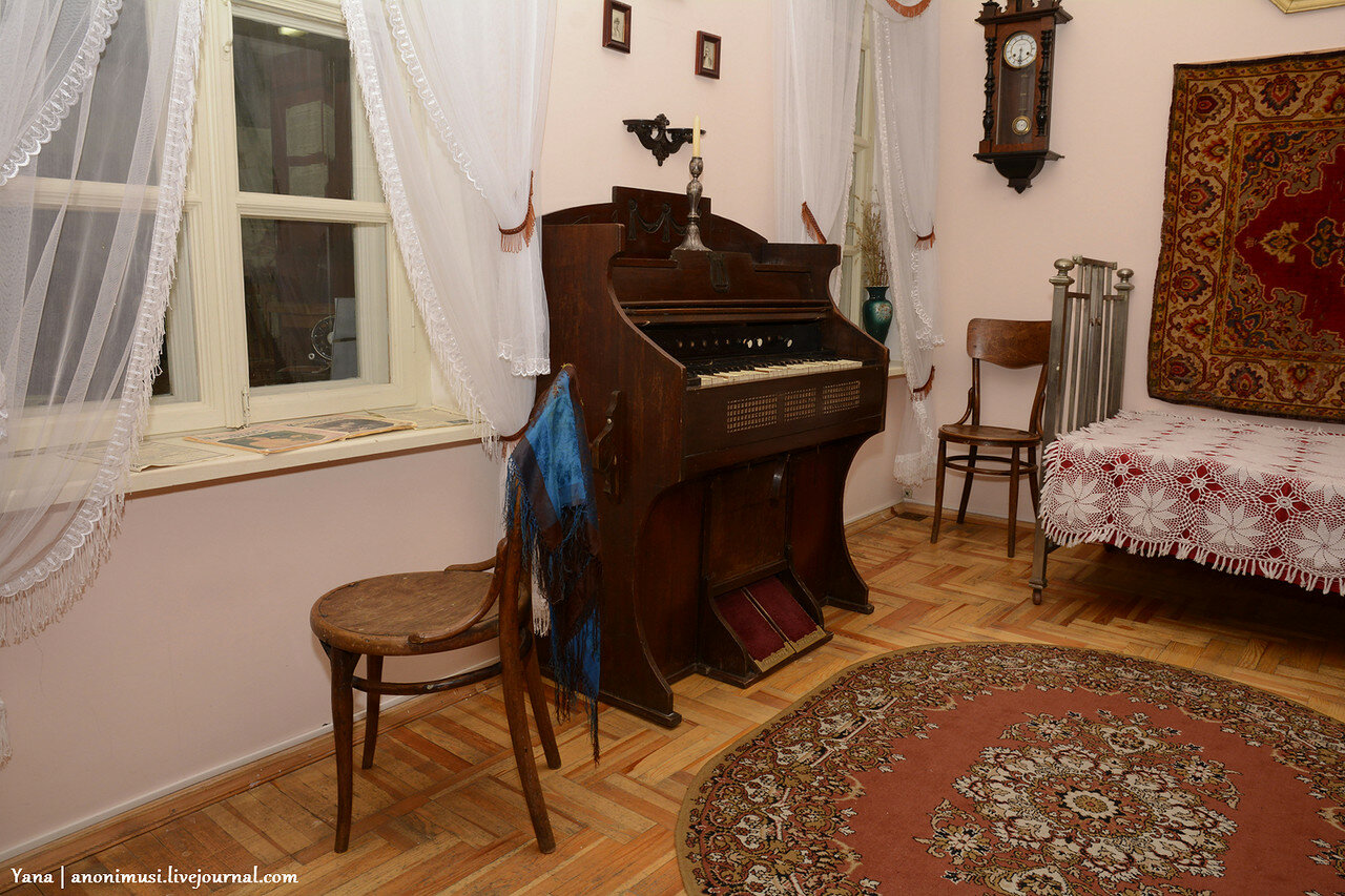 Охотничий домик или музей истории города Гомеля
