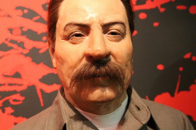 Музей восковых фигур в Праге