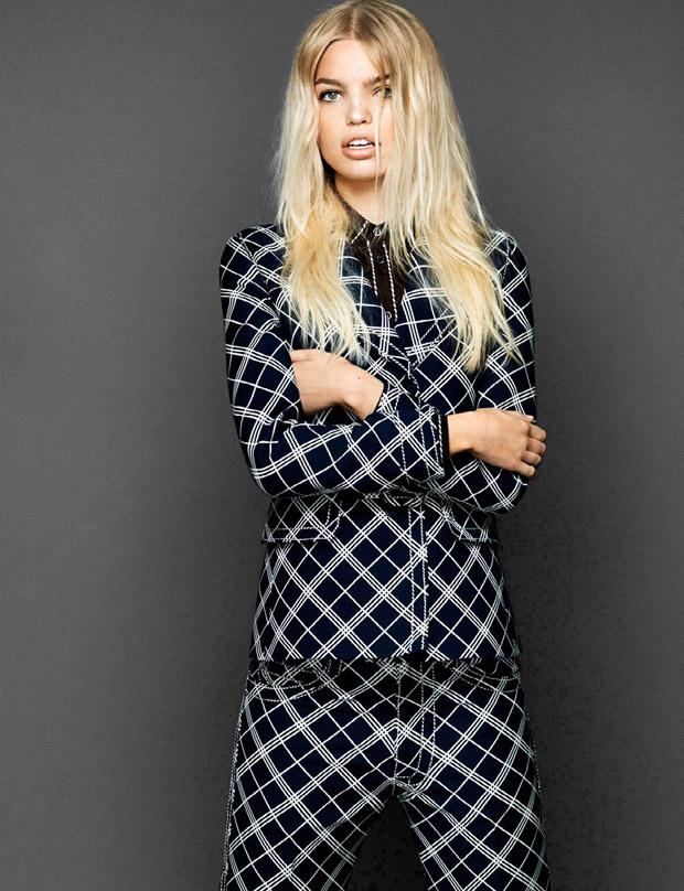 Дафна Гроенвельд (Daphne Groeneveld) в журнале Vogue Netherlands