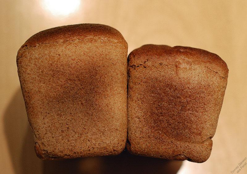 1. Ржаной хлеб На Руси хлеб из ржаной муки пекут с XI века. Буханка «черного» почти всегда есть на к