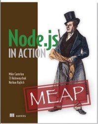 Книга Node.js in Action (MEAP version 16)