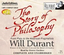 Аудиокнига The Story of Philosophy . From Plato to the American Pragmatists (Audiobook)
