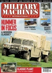 Журнал Military Machines International №2 2013