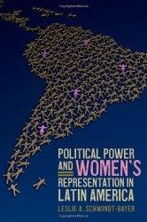 Книга Political Power and Women's Representation in Latin America