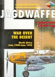 Книга Jagdwaffe volume Three, section 3: War over the desert North Africa June 1940 - June 1942