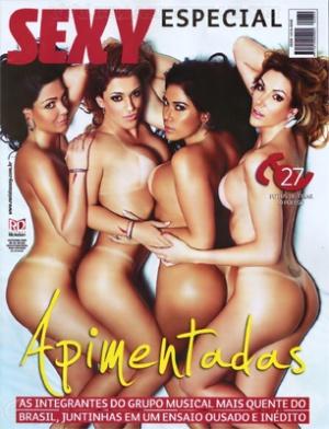 Журнал Журнал Sexy Especial №11 (ноябрь 2009)/ Brazil
