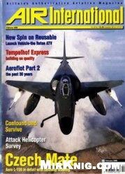 Журнал Air International 2000 №2   (v.58 n.2)