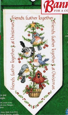 Рождество птицу