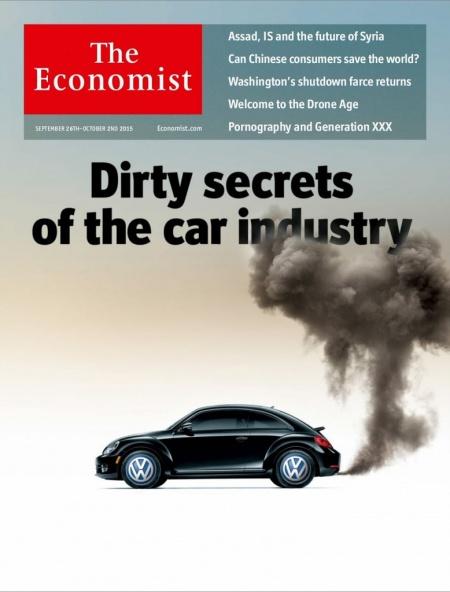 Книга Журнал: The Economist (26 сентября 2015)