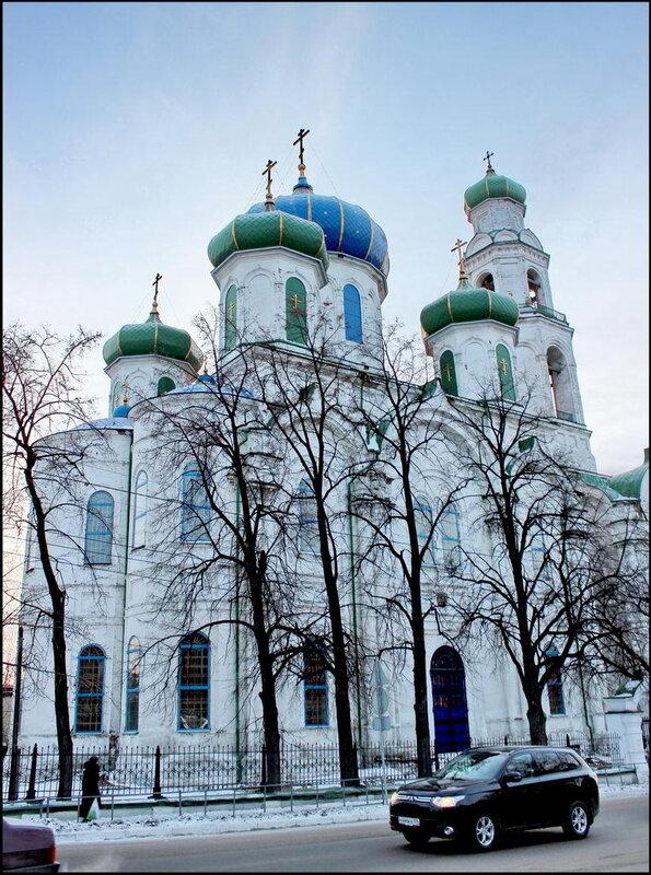 Кыштым 9057 Христорождественский собор