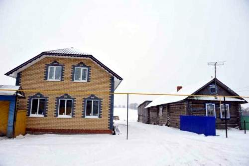 Марийская деревня Улисьял