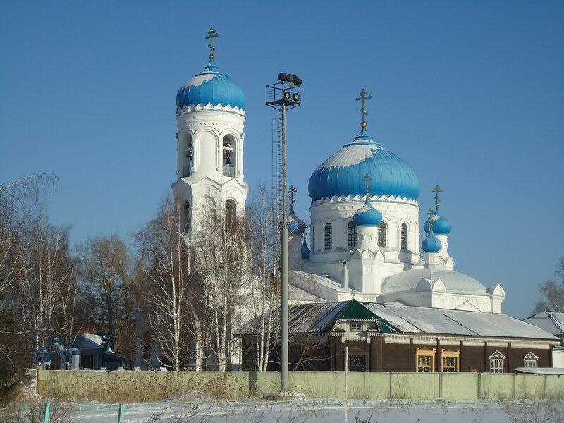 Бийск. Успенский собор