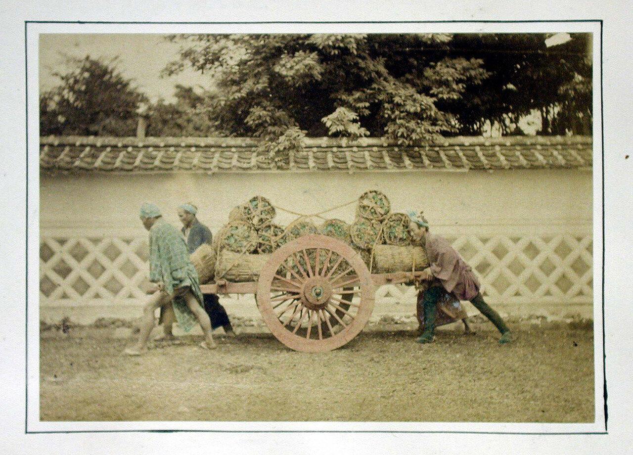 Рабочие. 1875