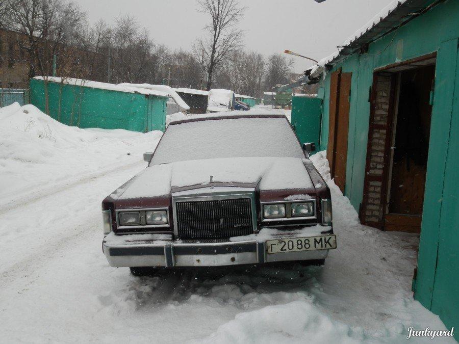 Фото машины из универа
