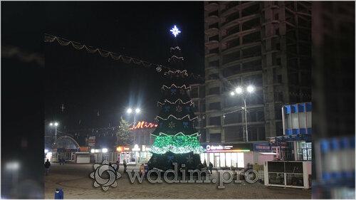 Бельцы готовятся к официальному открытию новогоднего городка
