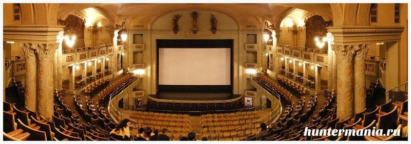 Такие разные кинотеатры