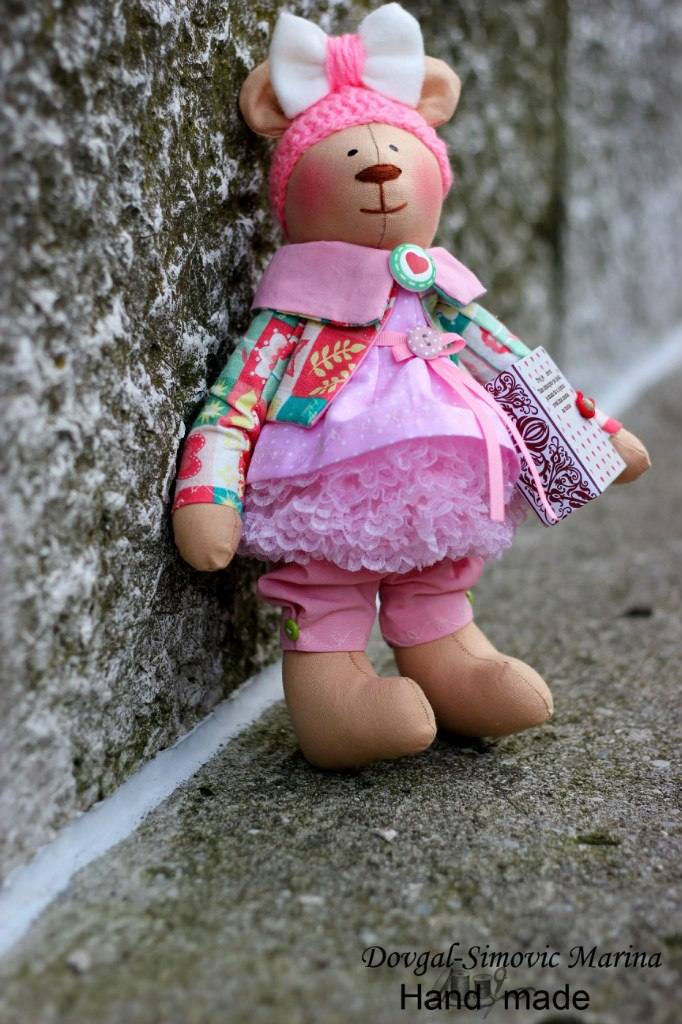 куклы и игрушки ручной работы (Марина Довгаль, Черногория)