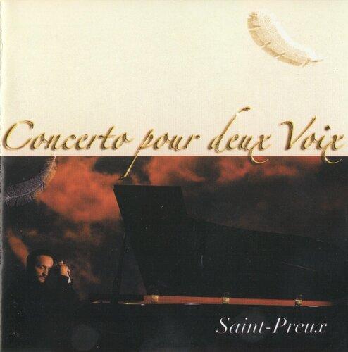 Saint-Preux - Concerto pour deux voix (2005) MP3