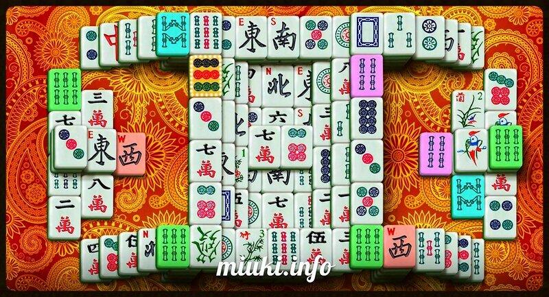 Японский маджонг риичи