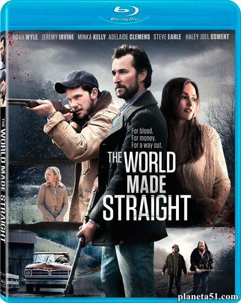 Мир, созданный без изъяна / The World Made Straight (2015/BDRip/HDRip)