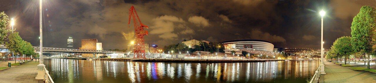 Музей судостроения Бильбао (Museo Maritimo Ria de Bilbao).