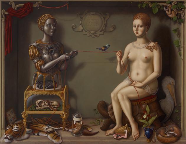 Концептуальные картины в стиле эпохи возрождения
