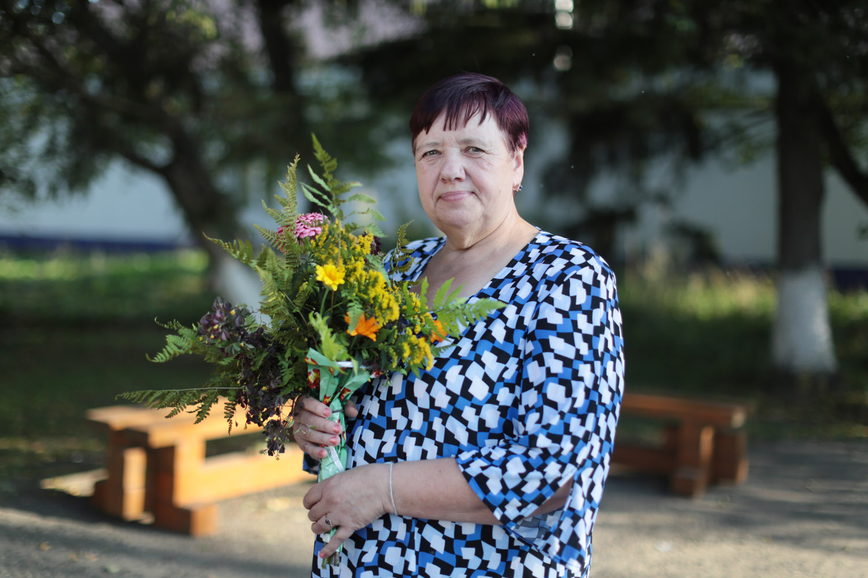 На фото: Анна Павловна Дьячкова — опекун (в семье один опекаемый ребенок).