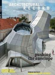 Журнал Architectural Record - №10 2013